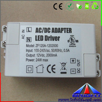 Shenzhen high quality small size 90% efficiency 700mA led drivers 500ma 700mA 900ma 1050mA 1400mA AC DC power supply