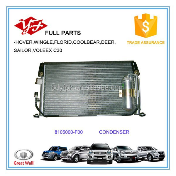 8105000-F00 Great Wall Safe Condenser
