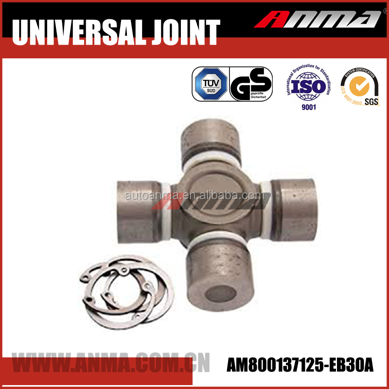 Manufacturing u-joint,universal joint cross for japan car 37125-EB30A