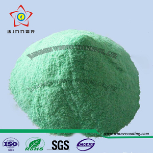 Supply Thermosetting polythene PE powder coatings