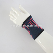 Orthopedic compression wrist band sports elastic wrist support