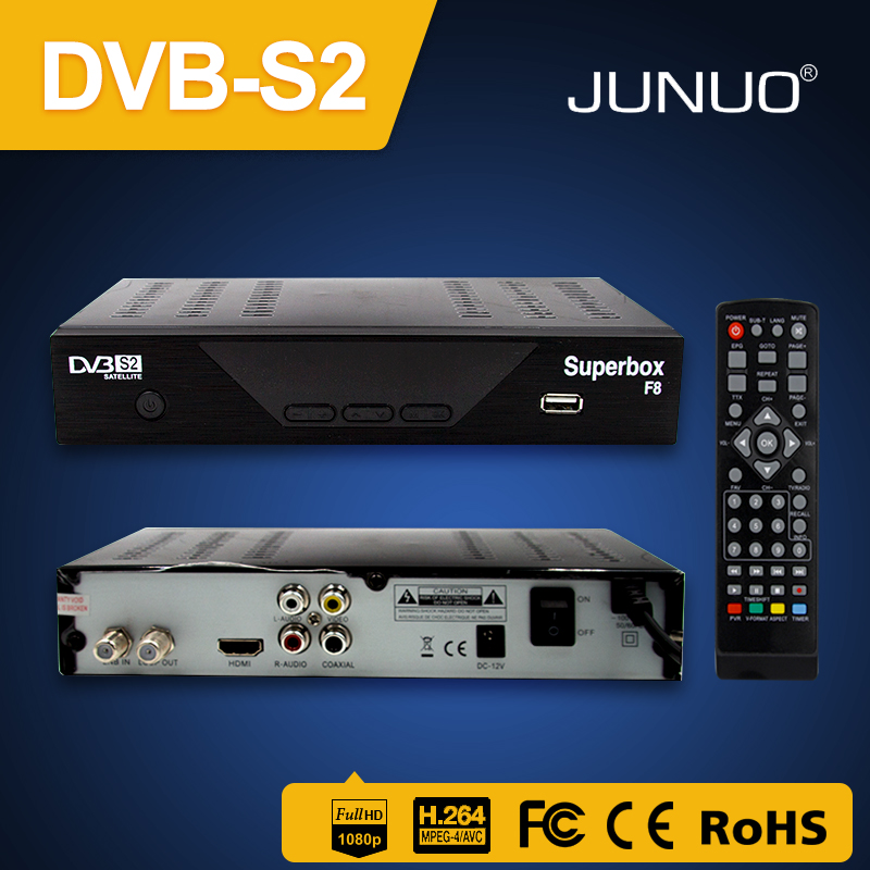 The Most Popular High quality multi stream satellite receiver