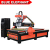 Woodworking 3 spindle 1325 cnc router machine price in india