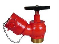 "2.5"" Landing Valve with Seperated 2.5"" BS336 Coupling"