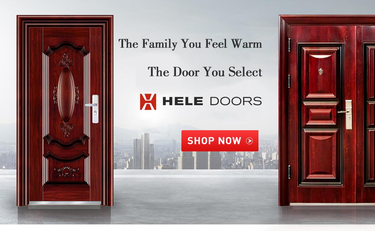 Chengdu Hele Doors Co., Ltd.   Security Door, Steel Door