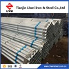 SGCH pre galvanized stocked galvanized pipe