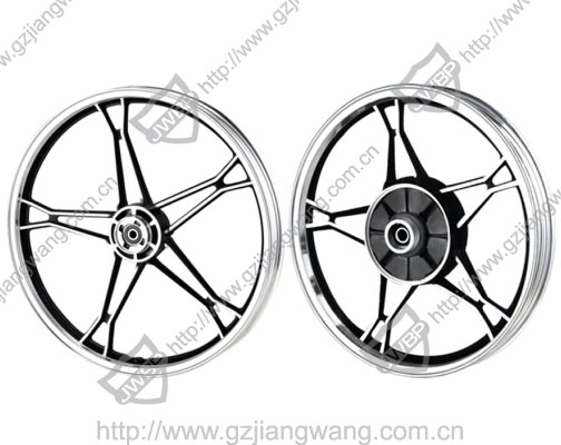 Japan High Quality Motorcycle Alloy Wheel Rim For GN125 EN125 WY125
