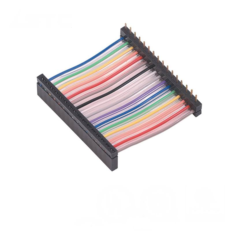 IDC Flat Ribbon Cable Single Row Flat Cable Manufacturer in China
