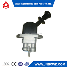 HOWO Truck spare parts WG9000360165 truck brake hand control Valve
