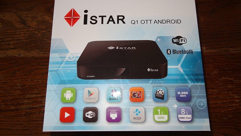 Buy new iStar 2017 IPTV Box, the Zeed222 OTT is the newest iStar
