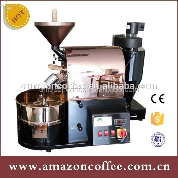 Electric Heated Home Use 1kg Coffee Roasting Machine