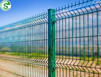 Powder Coated 10 Gauge Wire 2x4 Inch Mesh Nylofor 3d Panel Fence Buy Welded Wire Mesh Fence Mesh Fence Panels Wire Mesh V Type Fence Product On Alibaba Com