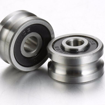 SG20 Series guide Bearing/wheel roller 6*24*11mm