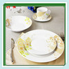french porcelain dinnerware&porcelain childs dinnerware set&bone china dinnerware sets in bangkok