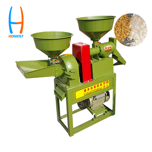 HONEST1776 Farmer Use Small Rice Milling Machine