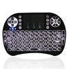 Backlight i8+ English Mini Wireless Keyboard 2.4GHz fly Mouse Touchpad for Android TV BOX Laptop Backlit
