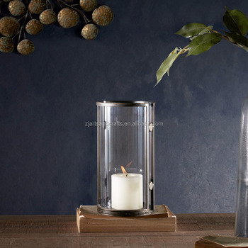 Wholesale Decorative Glass Candle Holder