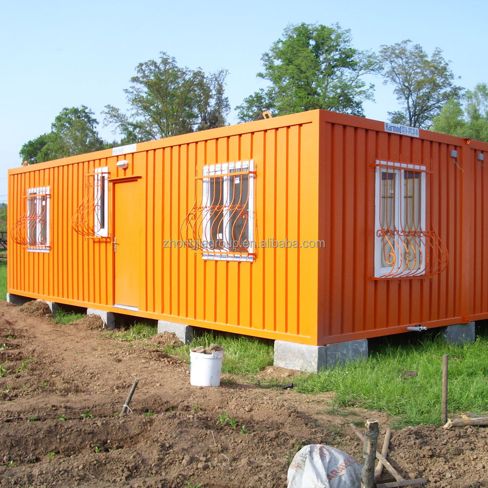 kit living modern Prefab houses