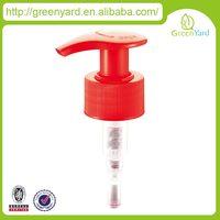 Natural Optional Colors Popular Lotion Pump hand soap