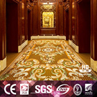 New Design All Things Growing and Blooming Pattern High Definition 100% Nylon Hallway Carpet