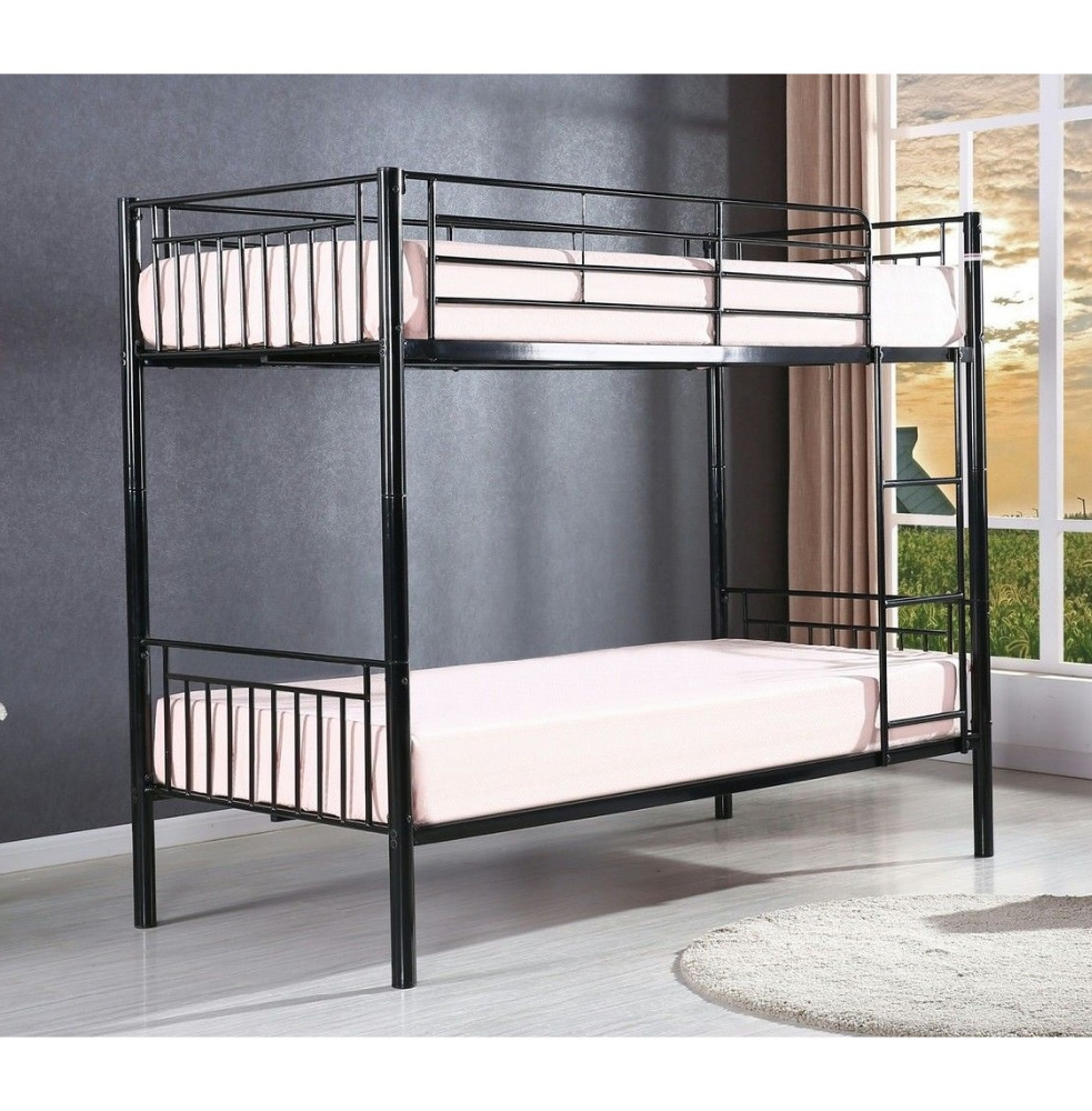 Cheap metal bed frames full size of cheap trundle beds for Cheap metal twin bed frame