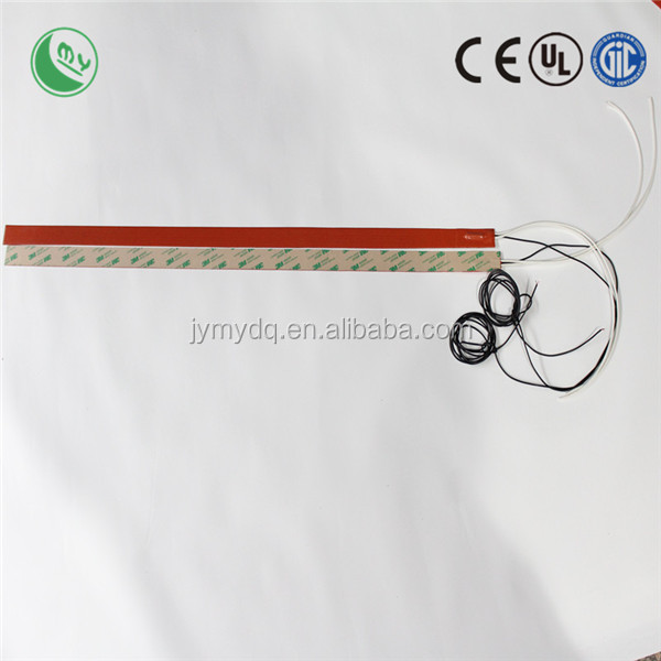 tyre heater, silicone rubber heating pad CE UL