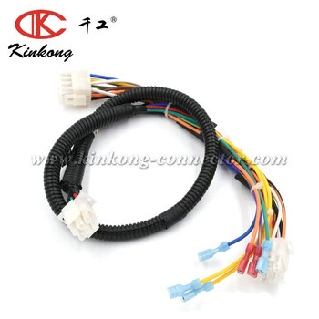 custom-made wiring specialties car cable assembly auto wiring ... custom car wiring harness wire harness manufacturing process alibaba.com