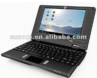 10 Inch Cheap Student Computer Mini Laptop Child Netbook,Android4.0 OS,1.5GHz CPU,4GB HDD,WiFi,Ethernet Access,Camera