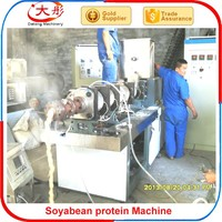 vegetable protein mince food production line