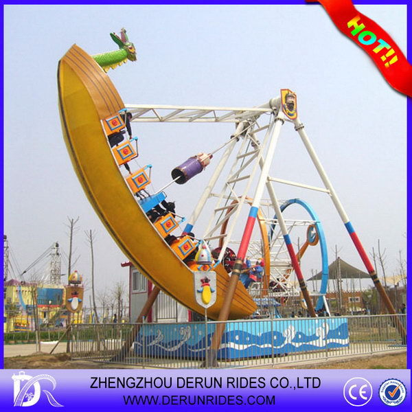 Top level latest pirate ship kids rider