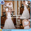 Wholesale Ball Gown Water Wave Heavy Beading Sexy Sweetheart Neckline Ruched & Layered Tulle Wedding Dress