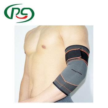 OEM & ODM Adjustable neoprene protective elbow support / brace with CE