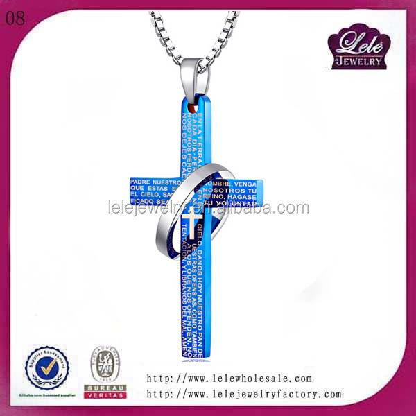 silver 925 with gold plated cross pendant charms, cheap gold plated silver cross pendant designs FOR SALE