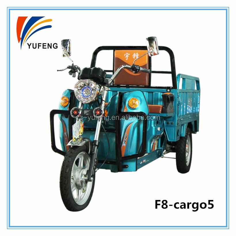 48v 1000w 3 Wheel Trike Car For Sale/ Electirc Cargo