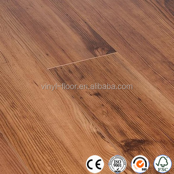 Factory Direct Germany Technology Waxed Laminated Flooring With Foam