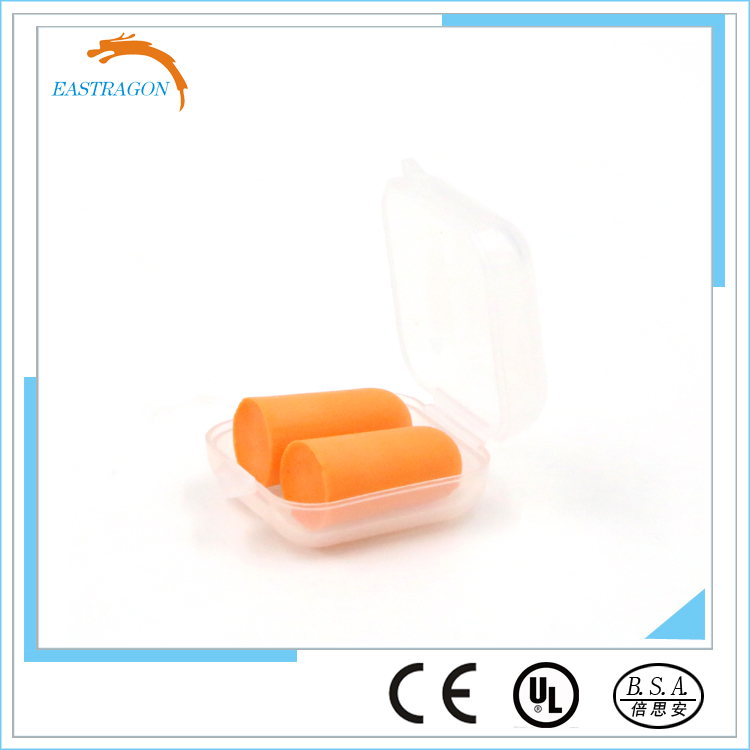 Safety Anti Noise Ear Plugs Corded for Sleeping