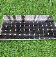 China solar energy Supplier 200W high efficiency semi flexible solar panel