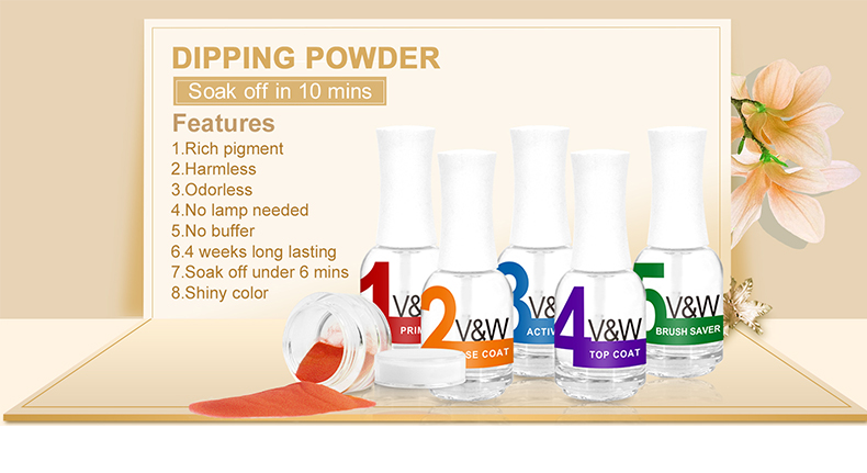 Dipping & Acrylic Powder Activator For Nail