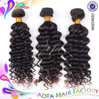 Top quality 5a grade virgin human hair extension wet and wavy indian remy hair weave