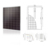 High Quality 260w poly solar panel