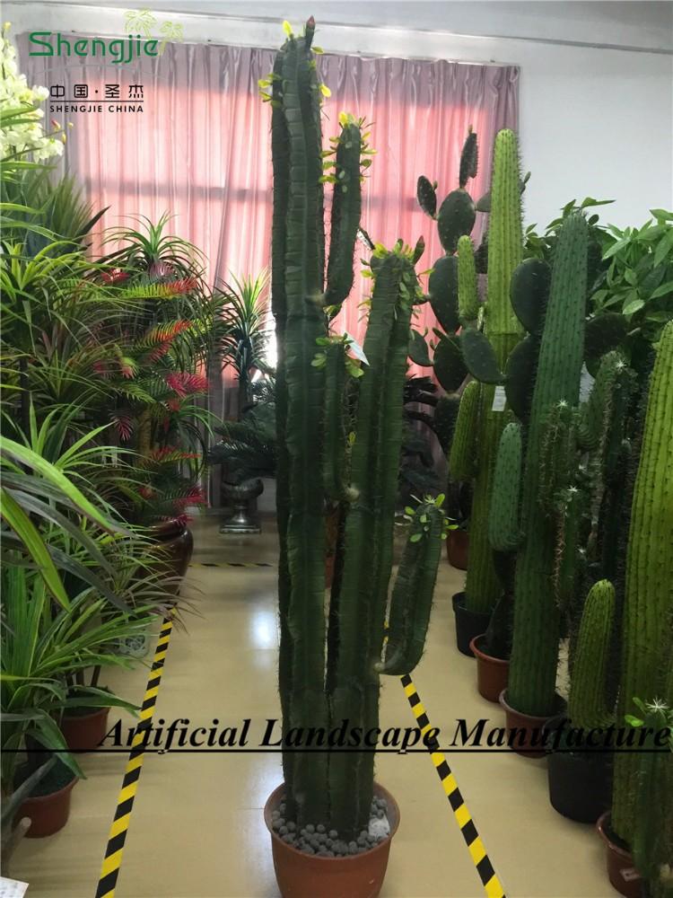 enorme diferentes tipos de cactus artificial para la decoraci n de interiores arbustos. Black Bedroom Furniture Sets. Home Design Ideas