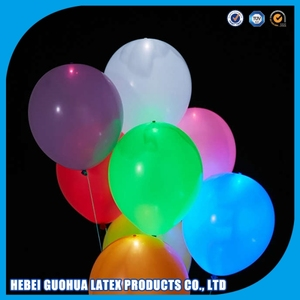 Glow in the Dark Air Paper Balloon