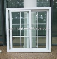 PVC or Aluminium stained glass church windows