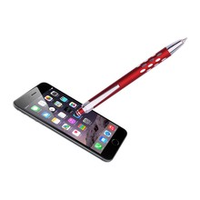 3 in 1 LED light tip smart phones stylus touch tip ball pen for gift