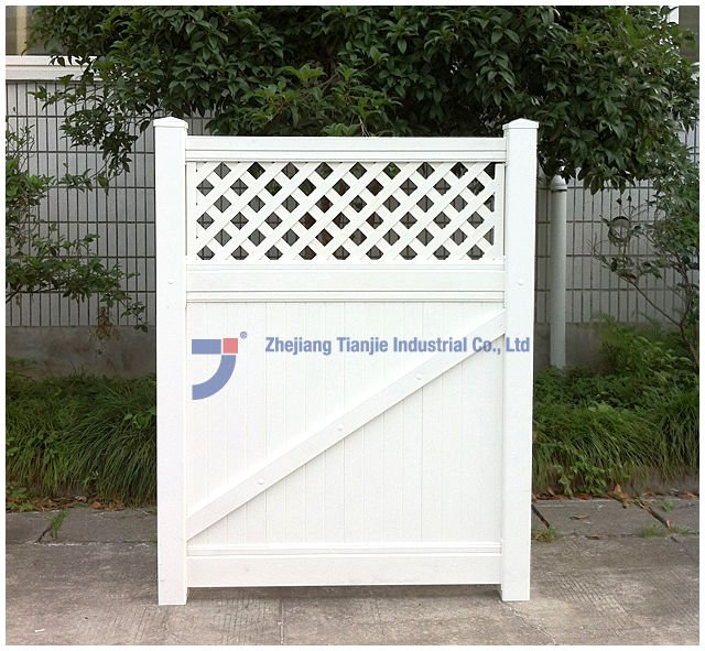 Different Size And Styles Pvc Fencing Gate Buy Fencing