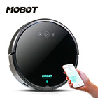 2019 Newest Smart WiFi APP Control Wet Dry Auto Recharge MultiFunction Sweeping Robot Vacuum Cleaner for Floor with Water Tank