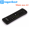 Minix neo A3 Wireless air mouse amazon fire stick bluetooth remote control Best price high quality Keyboard with Voice