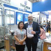Gli ingegneri disponibile all'estero grado superiore di vetro pulito pellicola evaporatore
