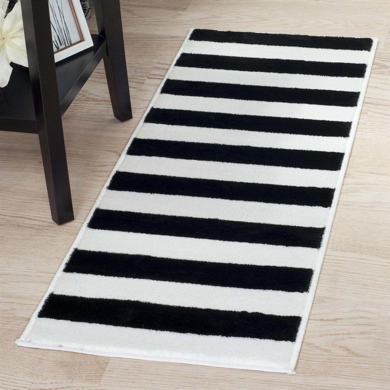 Black And White Carpet Runner Find