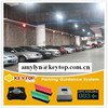indoor wireless ultrasonic parking guidance system